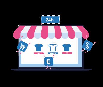 Tienda online Madrid