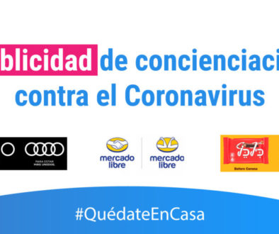 Publicidad Coronavirus